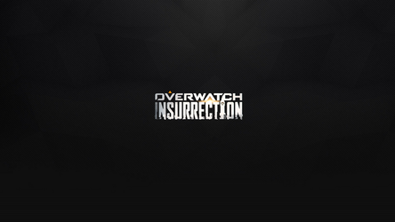 Overwatch Insurrection - Fan-Made Wallpaper by ZeroHDonDA