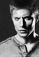 Jensen Ackles by perpetualperversions