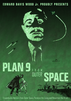 Plan 9 from outer Space by erlendsr
