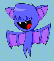 Zubat by TapinAnts