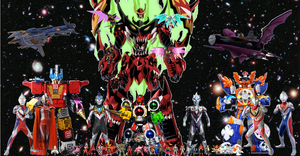 Ultimate Super Hero Collage #2 by TriadSentuary