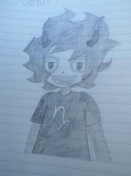 Gamzee by Lilies05