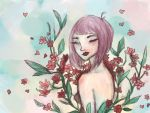 Flower Girl by lily101220