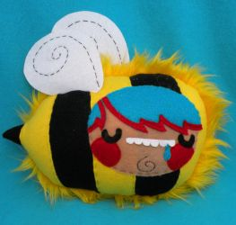Brumbo the Bumblebee Kid by loveandasandwich
