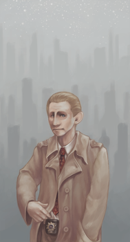 LAW AND ODO by biostasis