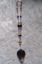Autumn Skies Necklace by Valley-of-Egeria