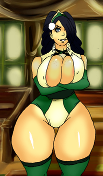 Adult Toph by 5ifty