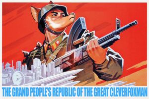 The Furry People's Republic by CleverFoxMan