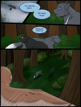 The Recruit- pg 244 by ArualMeow