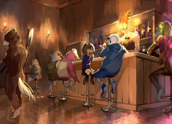 grillby's by kyouichi-s