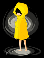 Little Nightmares- Six by GJDrawer