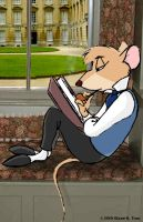 Breaking in a New Briar by tranimation-art
