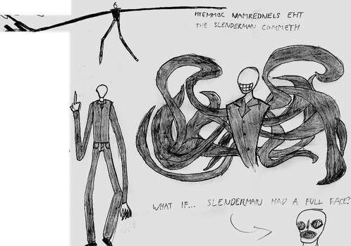 TEH SLENDERMAN COMMETH by Alqaline-terr0r