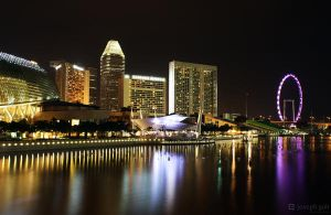 Singapore Scenery IX by josgoh