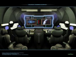 Puddle-Jumper Cockpit by Animaniacarts
