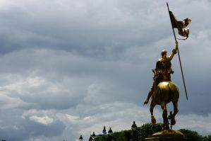 Joan of Arc 2 by Heurchon