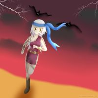 Micaiah: One Last Fire Emblem Tale by ThanyTony