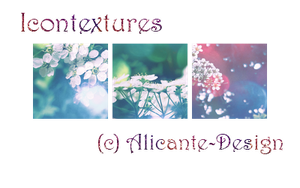 Icontextures Pack (Nature) by Alicante-Design