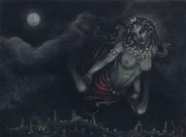 Hekate's Advance by Hellfurian-Guard