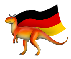 Dinotalia: Germany by Suomen-Ukonilma