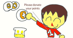 Please Donate your points by Rickythecool