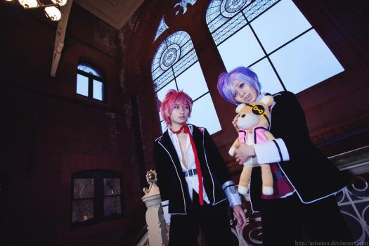 Diabolik Lovers: Upper Facade by arisatou