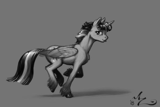 Daily Doodle 547 by Amarynceus