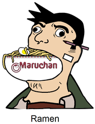 dick gumshoe 'raMEN' by grizby9