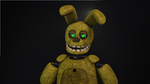 (SFM/FNAF)Springbonnie by TheDoubleAxe