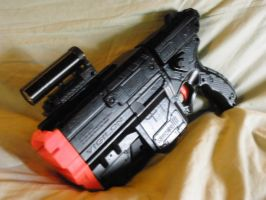 HvZ Modified Vigilon by MarcWF