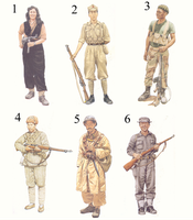 Ronastre Military Uniforms by Party9999999