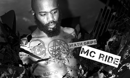 Death Grips | MC Ride by GRS184
