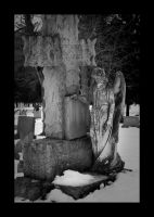The Angel In Winter by chillerstudios