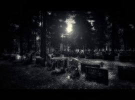 Graveyard is but a porch by wchild
