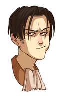 More Levi by KatrinPS
