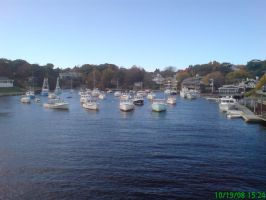 Perkins Cove by satsui