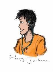 Percy Jackson by emilee1404