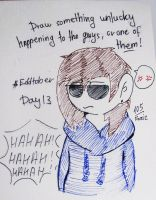 #Eddtober Day 13 by Foziz105