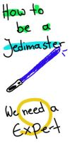 How to be Jedi- with Kevin by SirEricCartman