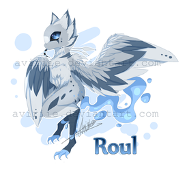 [Serpesh Auction Adopt] - Roul [CLOSED] by Aviriie