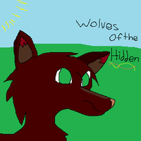 Wolves of the Hidden icon by puppybluez