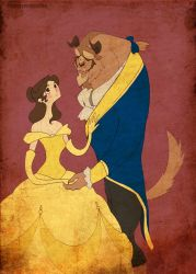 Batb: Tale as Old as Time by spicysteweddemon