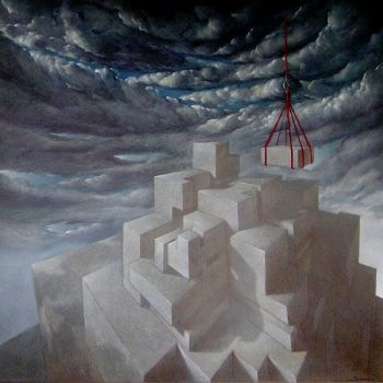 Building the Tower [ 1991 ] by compictor