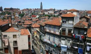 Porto view over the old town by UdoChristmann