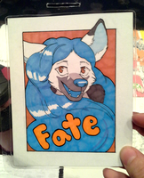 FM - Fate Badge by Rikkoshaye