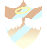Angelic Shield Cutie Mark by Kevinerino