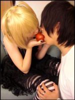 Misa, and L? by ConfessionsTetragram