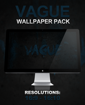 Vague - Wallpaper Pack by Mo0reDesign