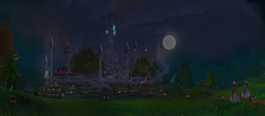 The Golden Days of Dalaran by Lost-In-Concept