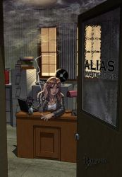ALIAS INVESTIGATIONS by RyanKinnaird
